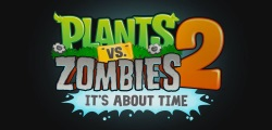Plants vs Zombies 2 Its About Time game