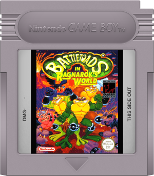 Battletoads in Ragnaroks World 1993