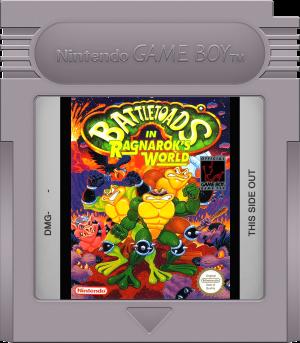 Battletoads in Ragnaroks World 1993