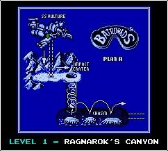 Ragnaroks Canyon logo