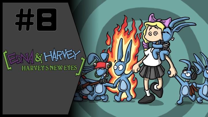 Edna Harvey Harveys New Eyes fon
