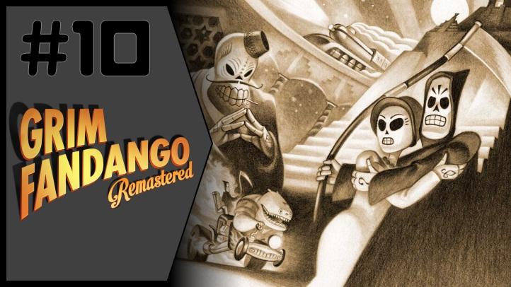 Grim Fandango Remastered fon