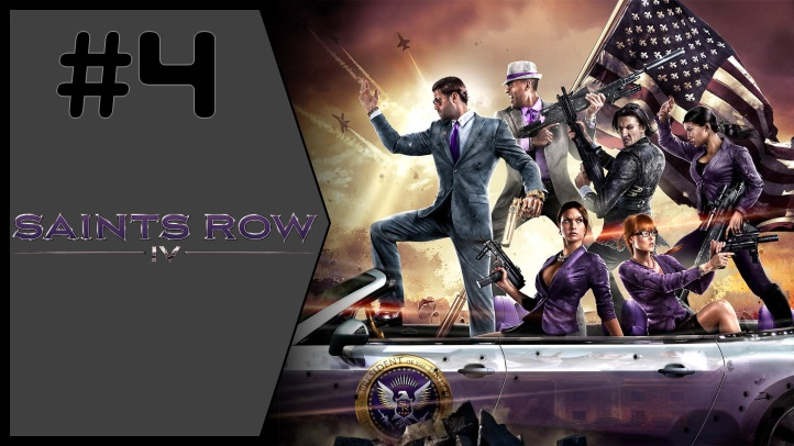 Saints Row 4 fon