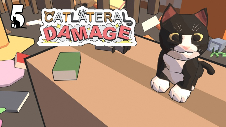 Catlateral Damage fon