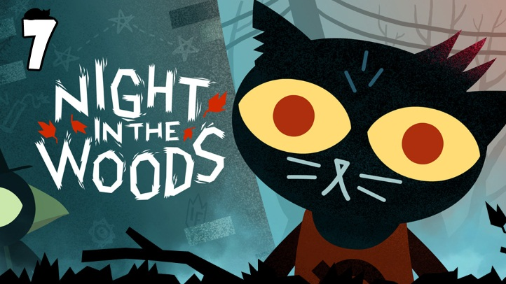 Night in the Woods fon