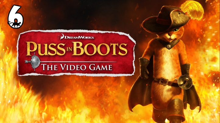 Puss in Boots The Video Game fon