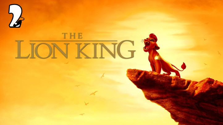 The Lion King fon