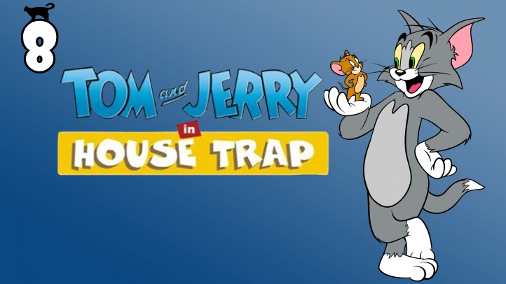 Tom and Jerry in House Trap fon