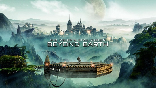 Sid Meiers Civilization Beyond Earth fon