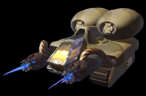 Brotherhood NOD Flame Tank