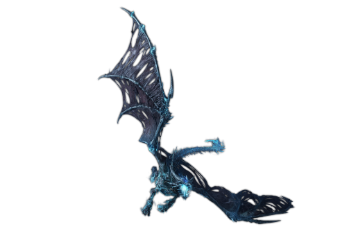 Undead Frost Wyrm