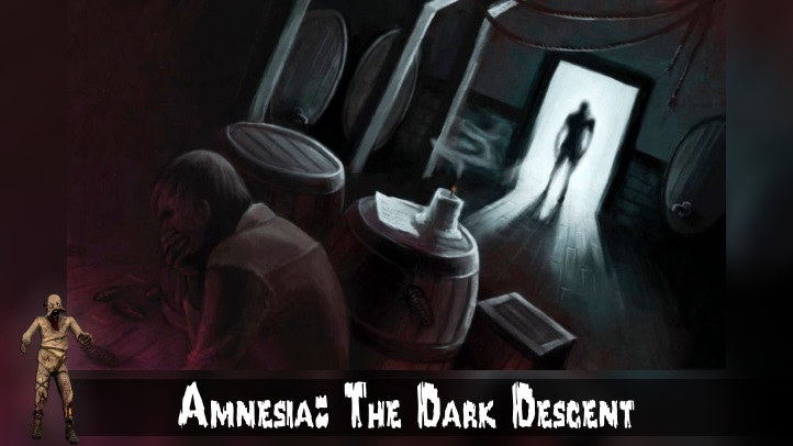 Amnesia The Dark Descent fon