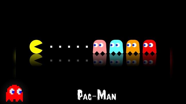 Pac Man fon