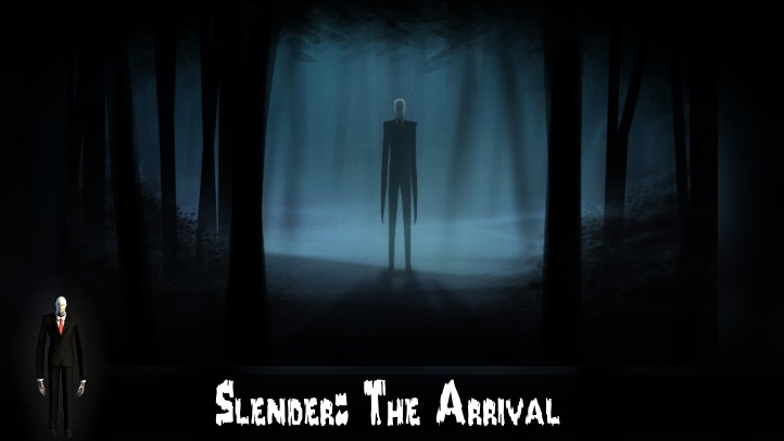 Slender The Arrival fon