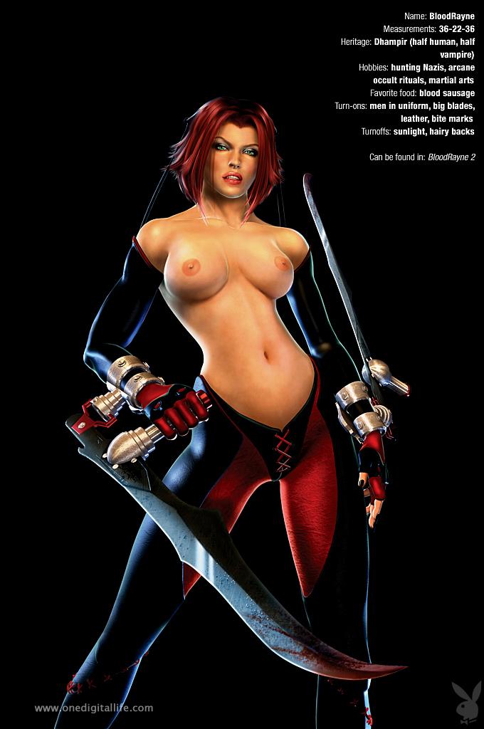 BloodRayne Playboy