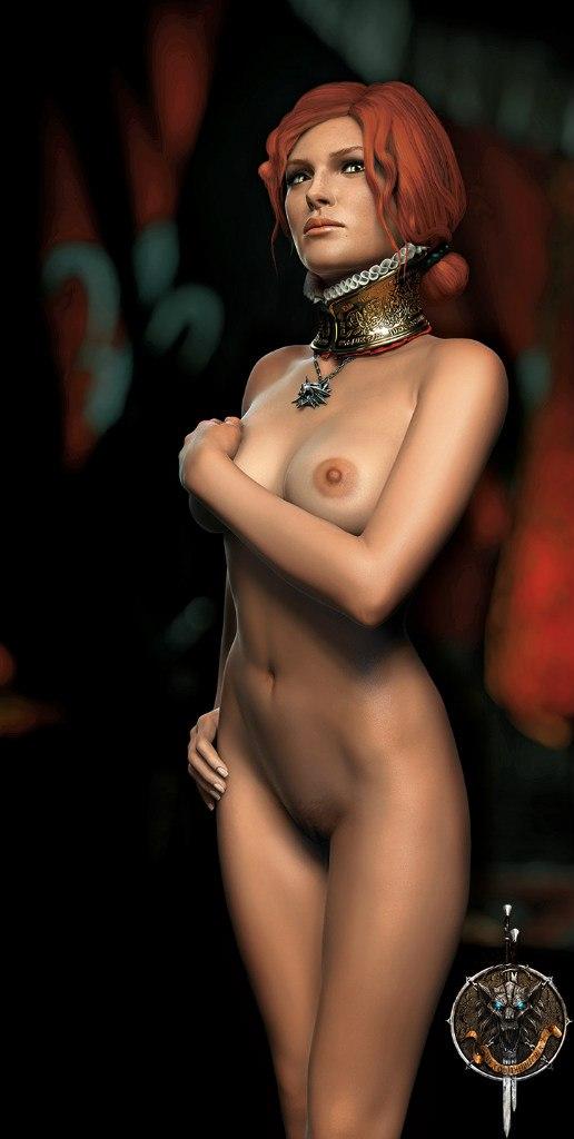 Triss Merigold Playboy mini 5