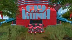 Fly to KUMA fon