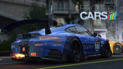 Project CARS fon
