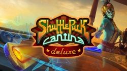 Shufflepuck Cantina Deluxe VR fon