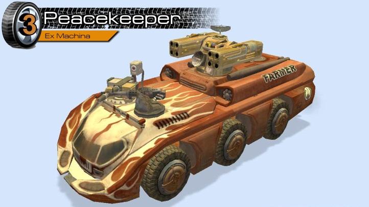 3 Peacekeeper