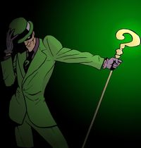 The Riddler mini 3