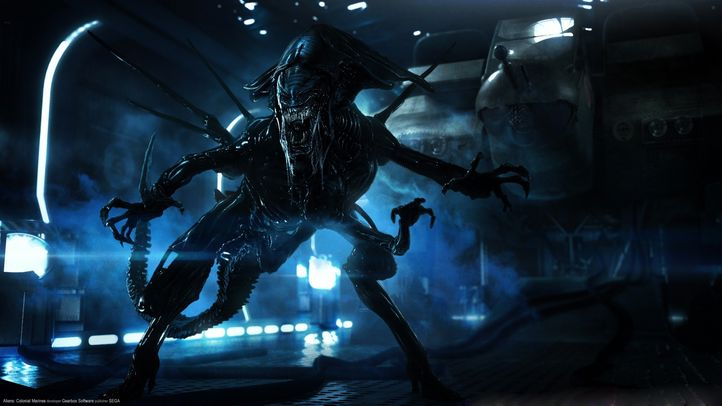 Aliens colonial marines 4