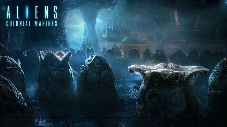 Aliens colonial marines 6