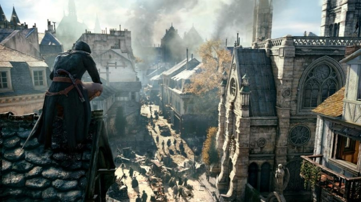 Assassin's Creed Unity Трейлер - особенности издания Season Pass