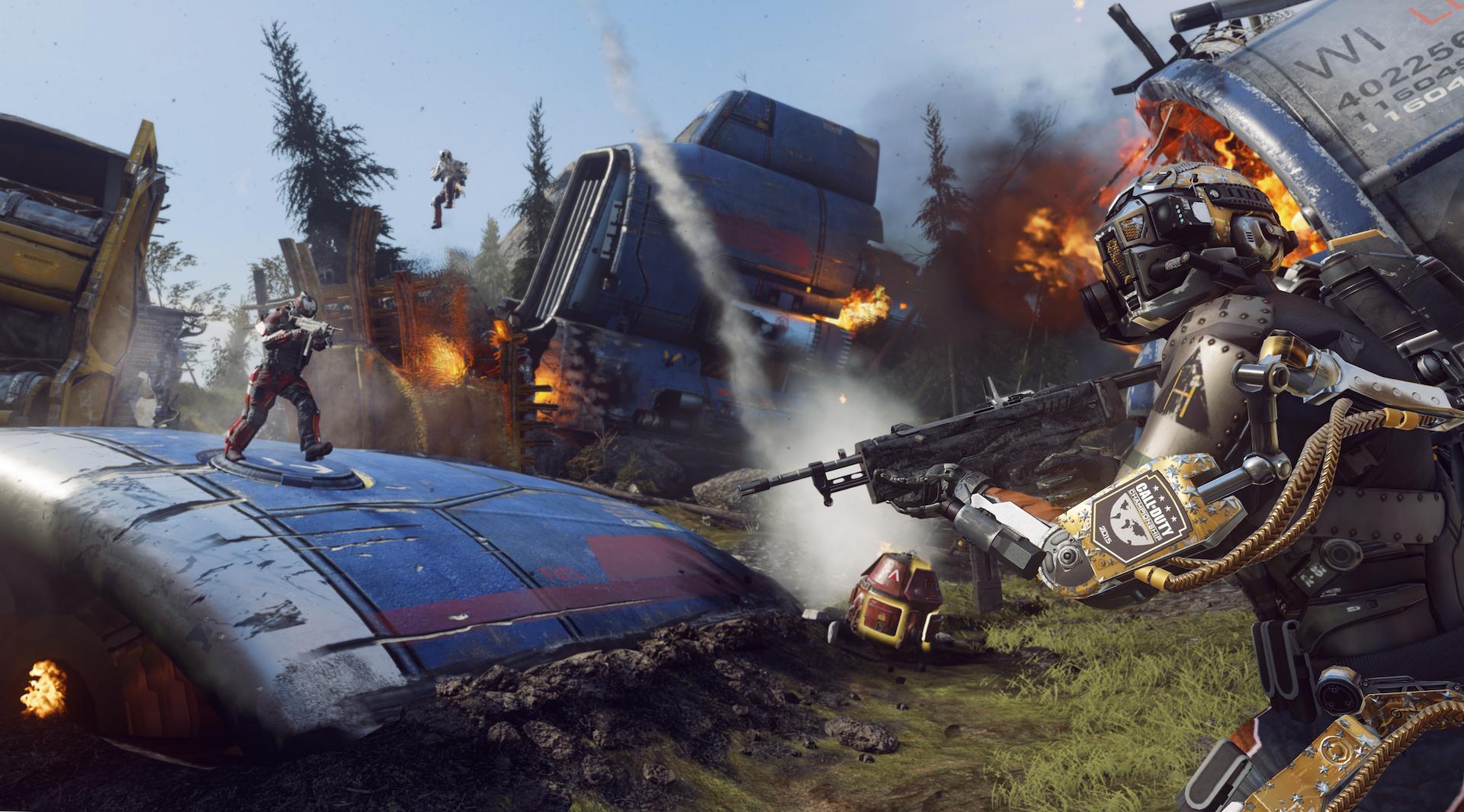 Call of Duty: Advanced Warfare Точная дата выхода дополнения Ascendance