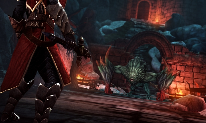 Castlevania: Lords of Shadow - Mirror of Fate HD Релизный трейлер