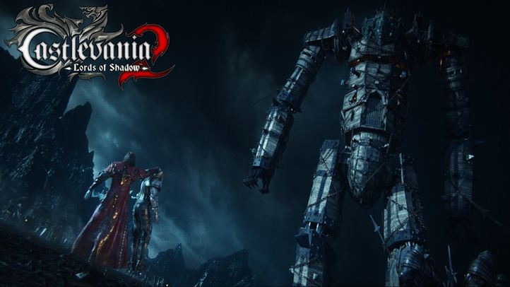 Castlevania lords of shadow 2 1