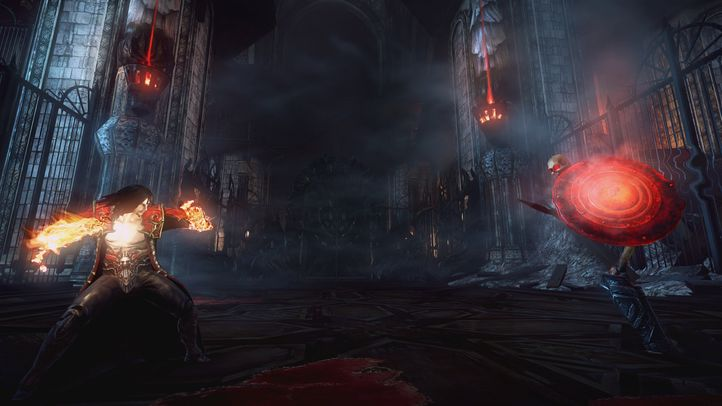 Castlevania lords of shadow 2 15