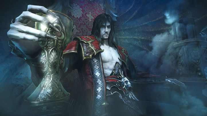 Castlevania lords of shadow 2 16