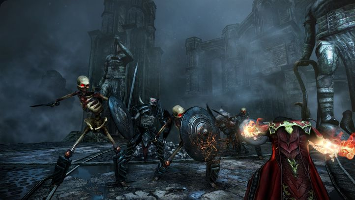 Castlevania lords of shadow 2 26