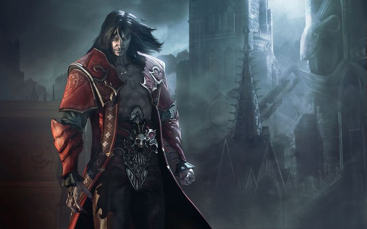 Castlevania lords of shadow 2 28