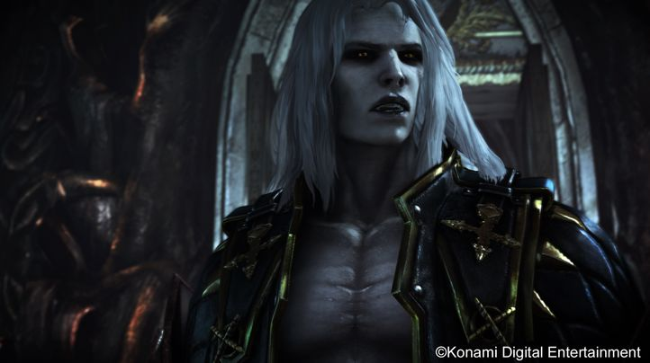 Castlevania lords of shadow 2 34