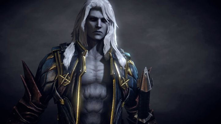Castlevania lords of shadow 2 4