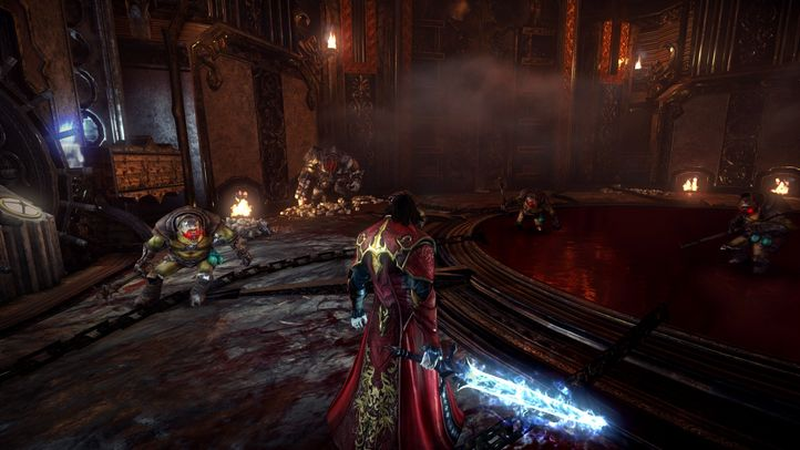 Castlevania lords of shadow 2 5