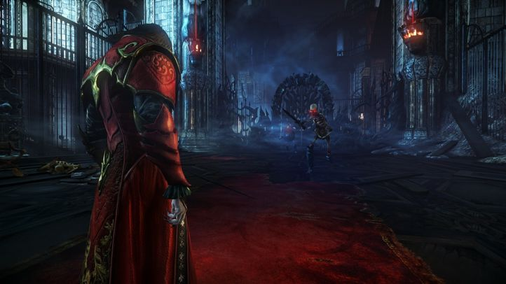 Castlevania lords of shadow 2 9