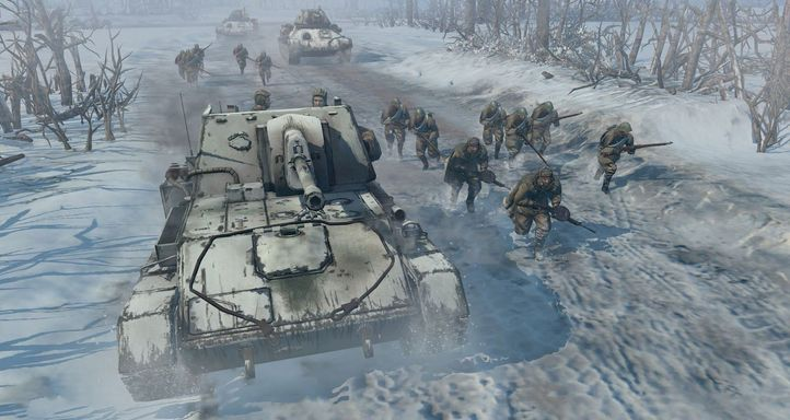Company of heroes 2 38
