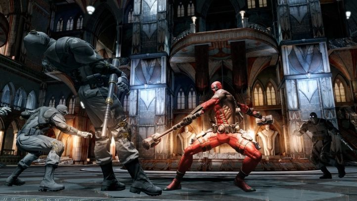 Deadpool The Game-11