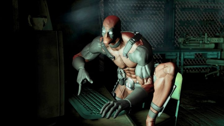 Deadpool The Game-3