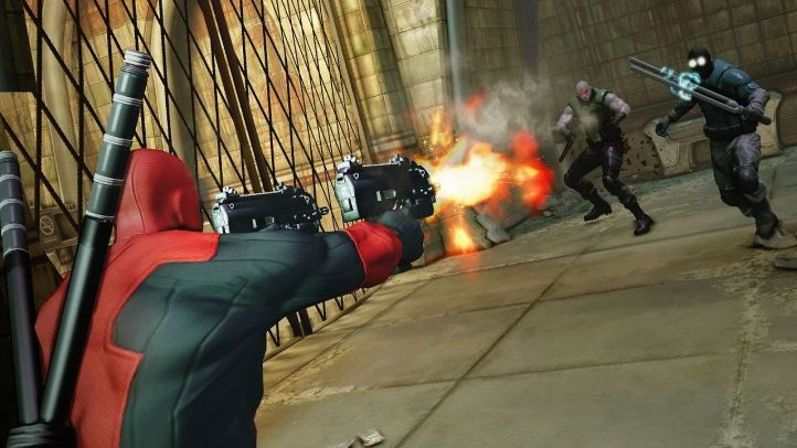 Deadpool The Game-5