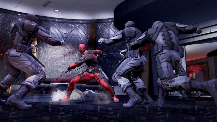Deadpool The Game-6