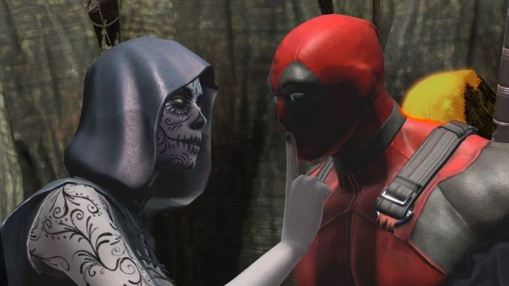 Deadpool The Game-7