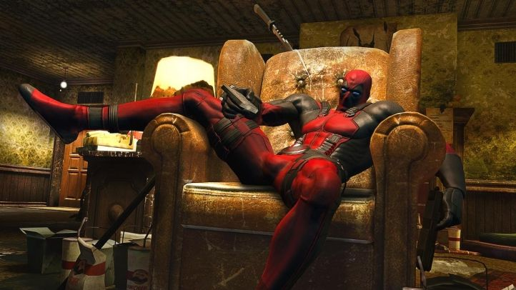 Deadpool The Game-9
