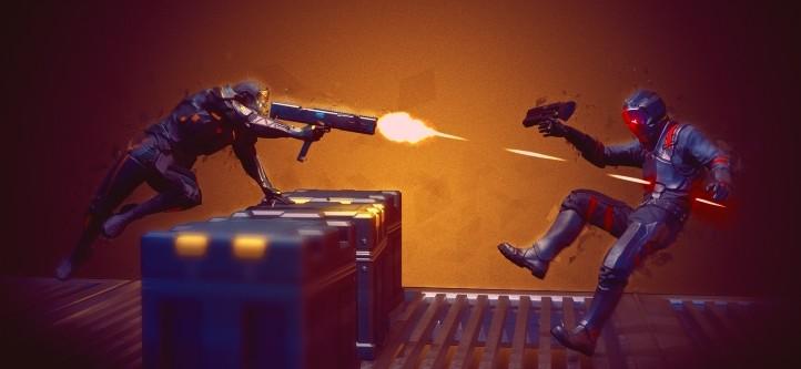 Сюжетный трейлер к игре Hollowpoint