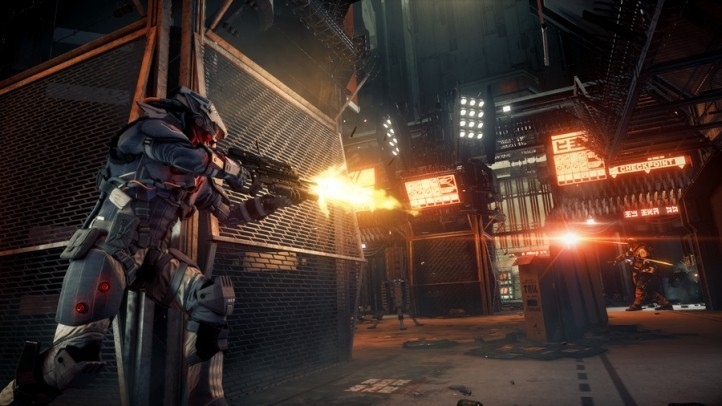 Killzone: Shadow Fall Две новые локации - Terminal и Stormgracht