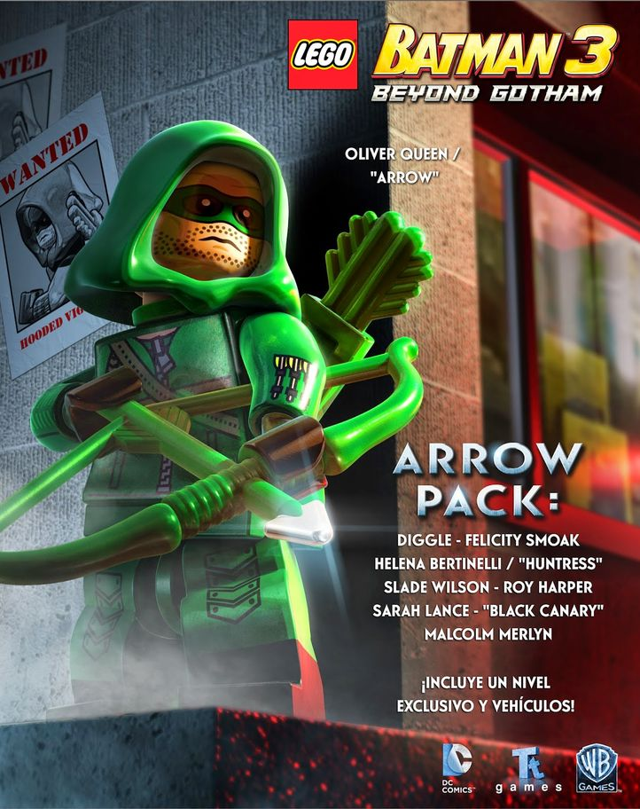 LEGO Batman 3 Beyond Gotham 15