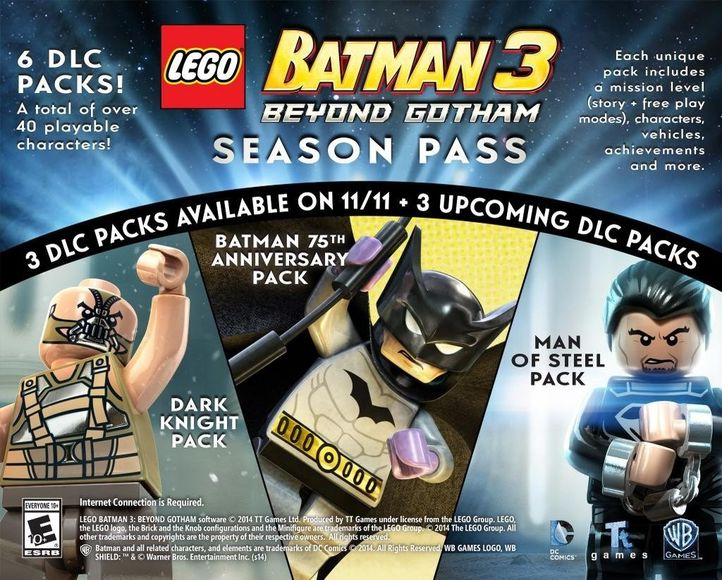 LEGO Batman 3 Beyond Gotham-8